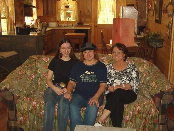 Mom, Nana and Me