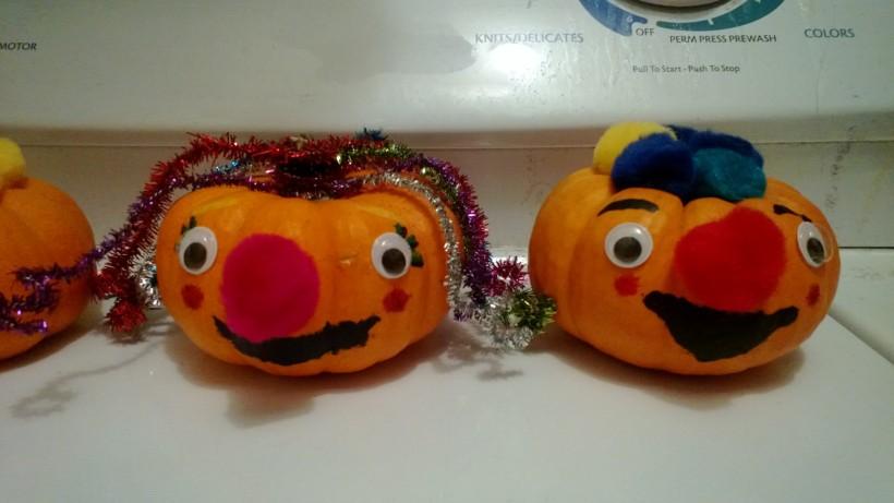 Mommy & Daddy Pumpkin