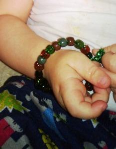 Camo bracelet