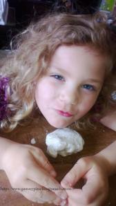 Glittery Dough