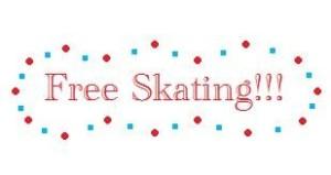Free Skate!