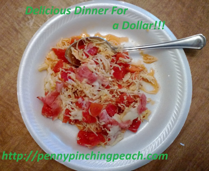 Dinner For a Dollar 1