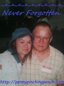 Mom & PawPaw, Together in Heaven Now