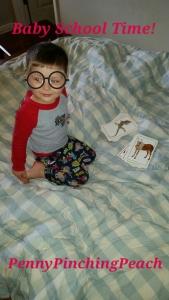 Baby School Scholar