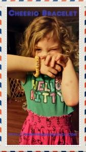 Cheerio Bracelet