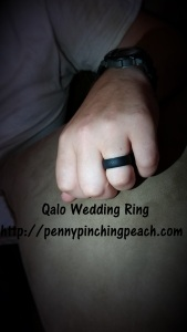 Qalo Wedding Ring