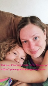 Take a Picture With Me, Mommy!