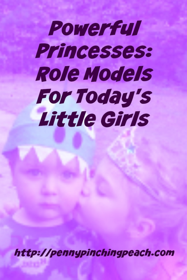 powerful princesses role models for todays little girls