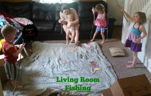 Living Room Fishing