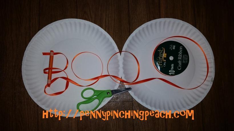 Pumpkin Mask Supplies