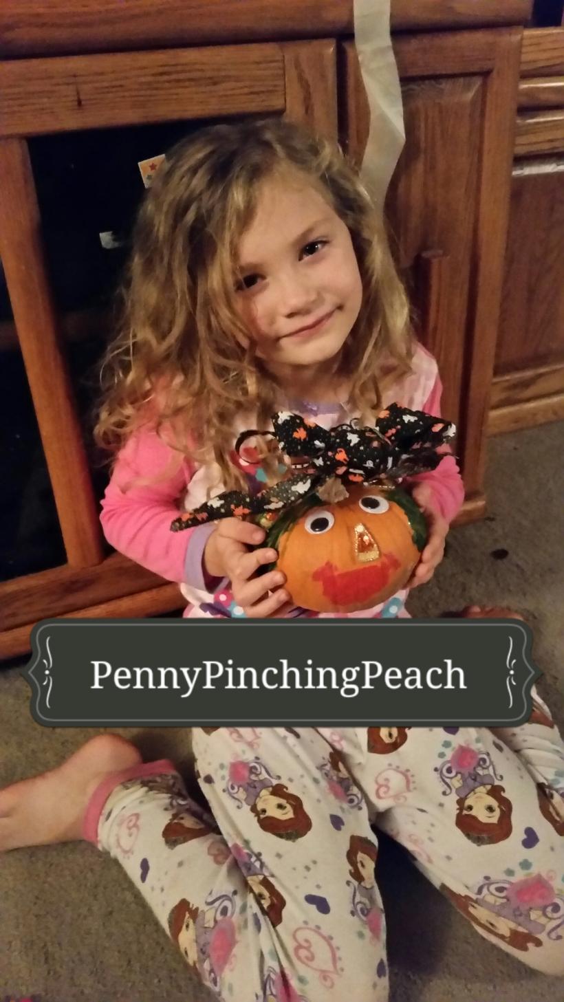 Big Sister Pumpkin