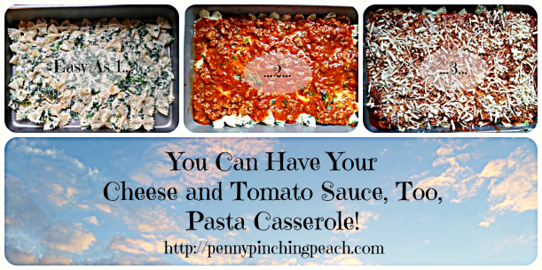 pasta casserole image 1