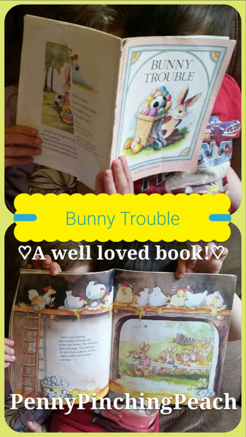 One of my kids' favorite Easter books!